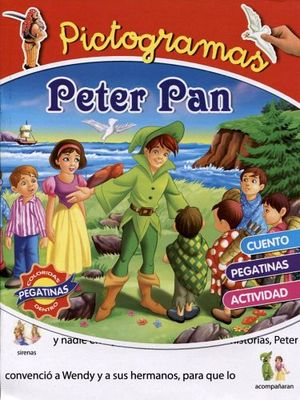 PICTOGRAMAS -PETER PAN-                           (8429829600871)