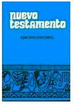 NUEVO TESTAMENTO LATINOAMERICANO (EDICION PASTORAL)
