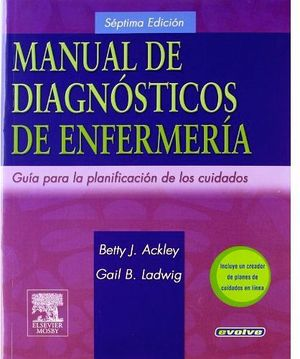 MANUAL DE DIAGNOSTICOS DE ENFERMERIA 7ED.