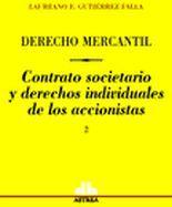DERECHO MERCANTIL 2 (CONTRATO SOCIETARIO)