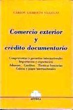 COMERCIO EXTERIOR Y CREDITO DOCUMENTARIO