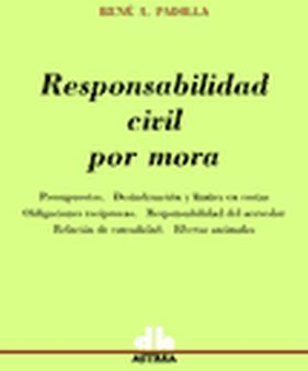 RESPONSABILIDAD CIVIL POR MORA