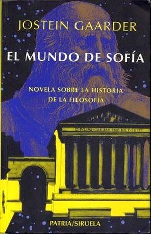 MUNDO DE SOFIA, EL                        (EMPASTADO)