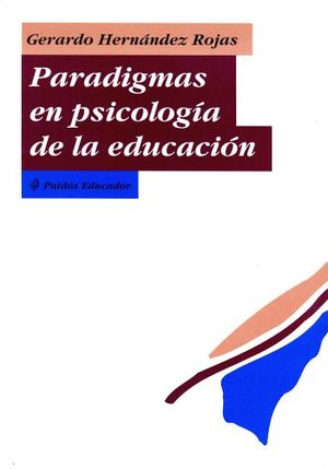 PARADIGMAS EN PSICOLOGIA DE LA EDUCACION