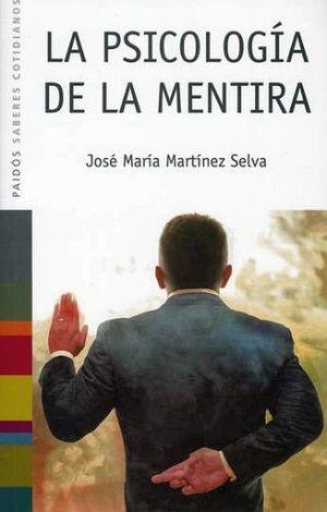 PSICOLOGIA DE LA MENTIRA