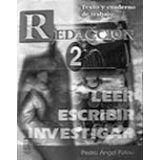 REDACCION II. LEER, ESCRIBIR, INVESTIGAR