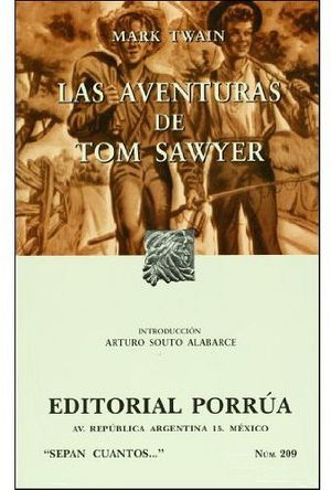 209 AVENTURAS DE TOM SAWYER