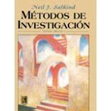 METODOS DE INVESTIGACION 3ED.