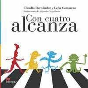 CON CUATRO ALCANZA