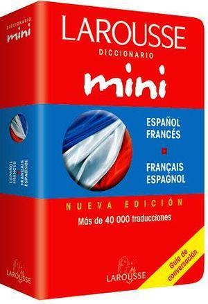 DICCIONARIO MINI FRANCES/ESPAÑOL Y V.V.