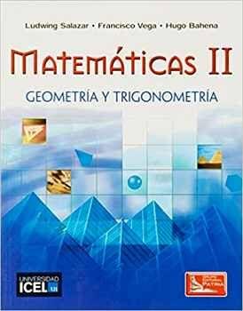 MATEMATICAS II -GEOMETRIA Y TRIGONOMETRIA-  (ICEL)