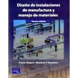 DISEÑO DE INSTALACIONES DE MANUFACTURA Y MANEJO DE MATERIAL