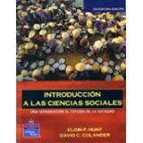 INTRODUCCION A LAS CIENCIAS SOCIALES 12ED.