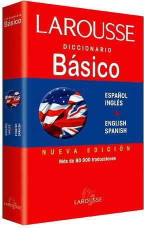 DICCIONARIO BASICO ESPAÑOL-INGLES INGLES ESPAÑOL