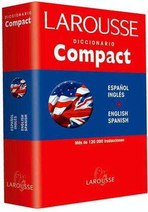DICCIONARIO COMPACT ESPAÑOL-INGLES INGLES-ESPAÑOL