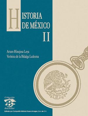 HISTORIA DE MEXICO II                CB