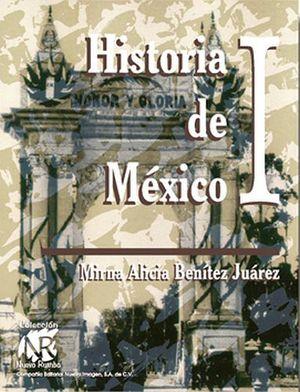HISTORIA DE MEXICO I                 NR