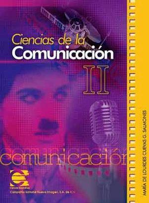 CIENCIAS DE LA COMUNICACION II       CE