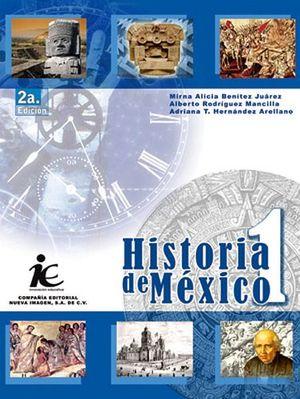 HISTORIA DE MEXICO 1  2ED.           IE