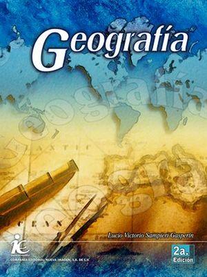 GEOGRAFIA  2ED.                      IE