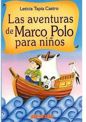 AVENTURAS DE MARCO POLO PARA NIÑOS