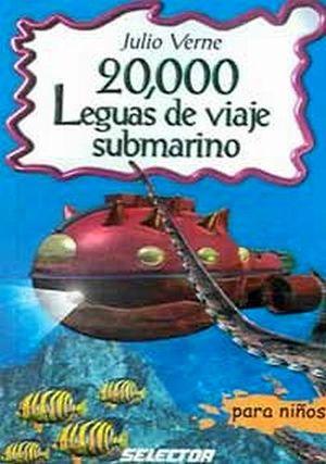 20,000 LEGUAS DE VIAJE SUBMARINO PARA NIÑOS