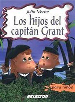 HIJOS DEL CAPITAN GRANT PARA NIÑOS