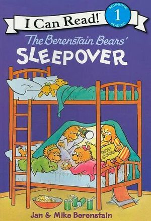 THE BERENSTAIN BEAR'S SLEEPOVER