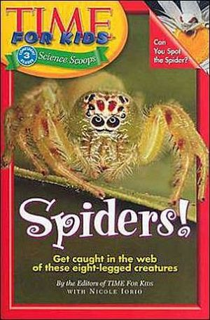TIME FOR KIDS: SPIDERS!