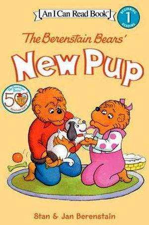 BERENSTAIN BEAR'S NEW UP