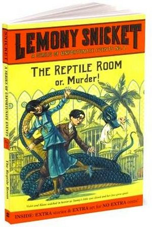 THE REPTILE ROOM: OR MURDER!