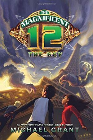 THE MAGNIFICENT 12: THE KEY (NO.3)