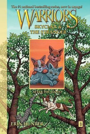 WARRIORS SKYCLAN & THE STRANGER #3: AFTER THE FLOOD