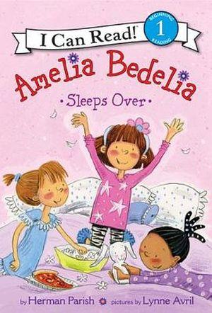 AMELIA BEDELIA: SLEPS OVER