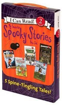 MY FAVORITE SPOOKY BOX SET  (I CAN READ LEVEL 2)