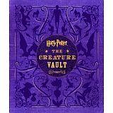 HARRY POTTER -THE CREATURE VAULT-        (HARPER DESIGN)