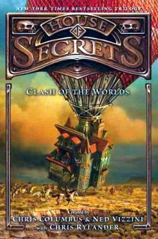 HOUSE OF SECRETS #3: CLASH OF THE WORLDS