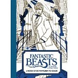 FANTASTIC BEAST -A BOOK OF 20 POSTCARDS TO COLOR-