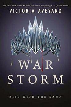 RED QUEEN # 4: WAR STORM