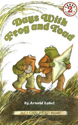 DAYS WHITH FROG AND TOAD