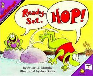 READY, SET, HOP! (MATH START 3)
