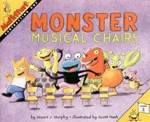 MONSTER MUSICAL CHAIRS (MATH START 1)
