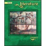 GLENCOE LITERATURE GRADE 8 COURSE 3 STUDENT EDITION