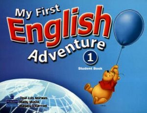 MY FIRST ENGLISH ADVENTURE 1 STUDENT BOOK
