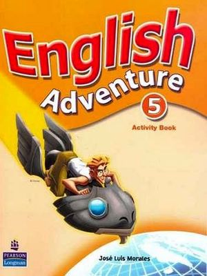 ENGLISH ADVENTURE 5 ACTIVITY BOOK