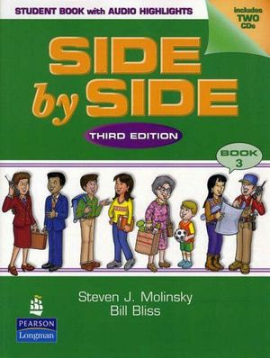 SIDE BY SIDE HIGHLIGHTS 3 STUDENT W/AUDIO CD