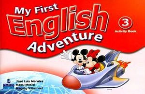 MY FIRST ENGLISH ADVENTURE 3 ACTIVITY BOOK