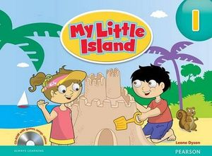 MY LITTLE ISLAND 1 STUDENT BOOK W/CD-ROM