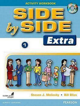 SIDE BY SIDE EXTRA 1 WORKBOOK W/DIGITAL AUDIO CDS
