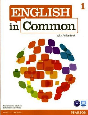 ENGLISH IN COMMON 1 BOOK W/ACTIVEBOOK